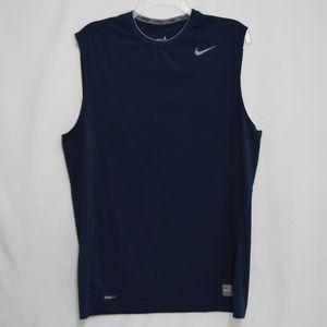 NIke Pro Team Dri-Fit Sleeves Training Shirt